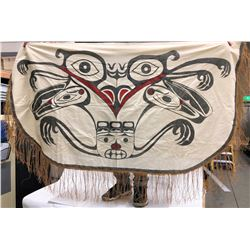 Pacific Northwest Fringed Banner  [131312]