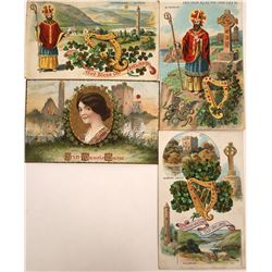 Hold to the Light- Ireland Postcards (4)  [118794]