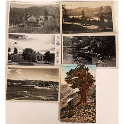 Alpine Co., California Postcards ~ 6  [129033]