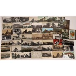 Claremont, California Postcard Collection (45)  [128947]