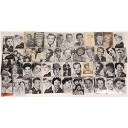 Hollywood Singers & Musicians Postcards (90)  [128926]