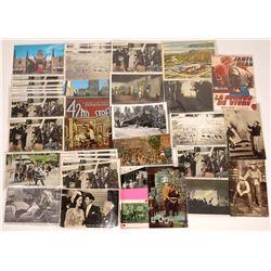 Movie Studio Scene Postcards (30)  [128909]