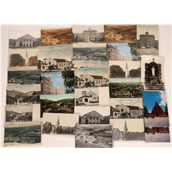 Los Gatos, CA, Church Postcards, RPC's & Cards of  - 30  [128923]