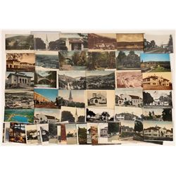Los Gatos, California Scene RPC's & Postcards  [128911]