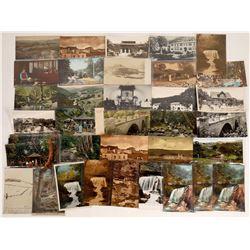 RPC's & Postcards of Los Gatos, CA. (36)  [128916]