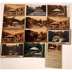 NWP Railroad Monte Rio RPC's (12)  [127699]