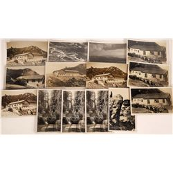 Mt. Tamalpais Scenic Railway Postcards-14  [128932]