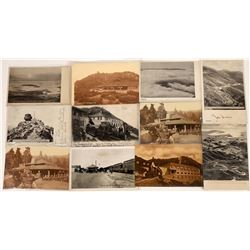 Mt. Tamalpais Scenic Railway Postcards-11  [127711]