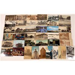 Postcards of Oakland.  [129874]