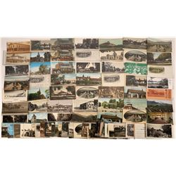 Ontario, Calif. Postcard Collection (90)  [128945]