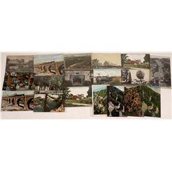 Western Railroad Postcards-20  [128998]