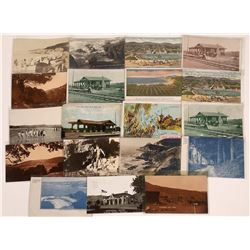 Beach Scene RPC's and Postcards in California (19)  [127703]