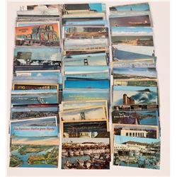 Contemporary San Francisco Postcards  [126987]