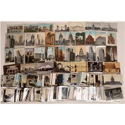 RPC's & Postcards of San Francisco Buildings  [126983]