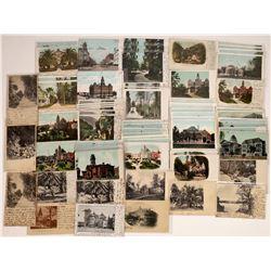 San Jose, California Early Postcards -   [129376]