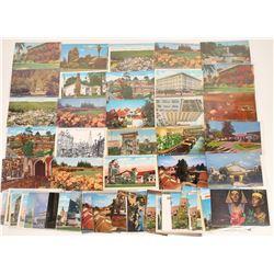 San Jose, California Modern Color Postcards ~ 72  [129375]