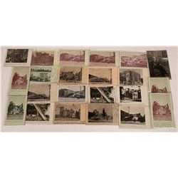 San Jose, California post-1906 Earthquake Postcards  [129373]