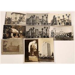 San Jose, California Postcards - 9 RPCs  [129372]