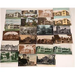 San Jose, California School and University Postcards ~ 8 Color; 15 B&W  [129383]