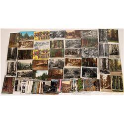 Scenic Postcards of the Santa Cruz Mountain Area (80)  [128912]