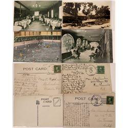 Boyes Hot Springs, California Postcards  [129038]