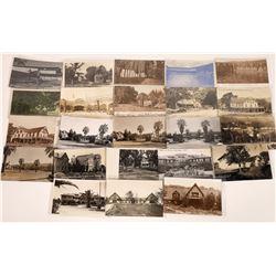 Sonoma Co., California Miscellaneous Postcards - 23 B& W  [129361]