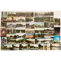 Sonoma Co., California Misc. Postcards ~  [129048]