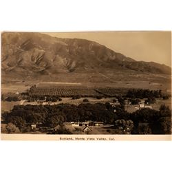 Sunland, California Postcard - RPC  [129045]