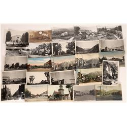 Scenes of Upland, CA Postcards  [128931]