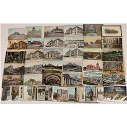 New York Railroad Postcards -- 75  [128997]