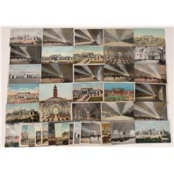 Washington D.C. Train Station Postcards (40)  [127717]