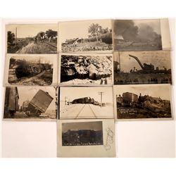 RPC's of Train Wrecks (9)  [127716]