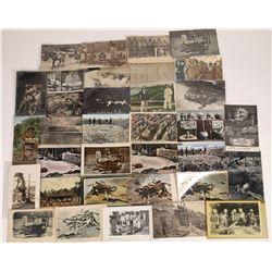 Death and the Dead Postcards ~ 15 color; 11 B 8 RPCs  [129017]