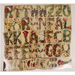 Klein Postcard Collection  [131512]