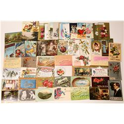 Various Occasion Postcards (54)  [129530]