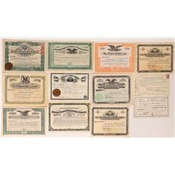 Transfer, Transportation & Shipping Company Stock Certificates  [128458]