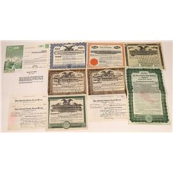 Colorado Banking Stock Certificates  [127860]