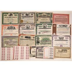 Dealer Lot of Quality Stocks (19)  [129481]