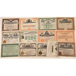 Elevator Company Stock Certificates  [128446]