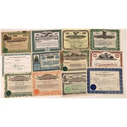 Household Product Stock Certificates  [128441]