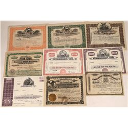 Wood Products Company Stock Certificates  [128274]