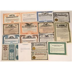 California Water Company Stock Certificates  [127897]