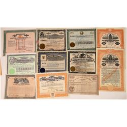 Co-Operative Stock Certificates  [128432]
