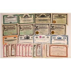 General Stock Certificate Group (Airways, Steel, Electric, Etc.)  [113996]