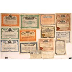 Scripophily Beginners Collection  [128459]
