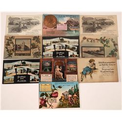 Alameda Advertising and Specialty Postcards  [128528]