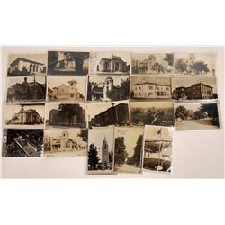Alameda Buildings Real Photo Postcard Collection  [128486]