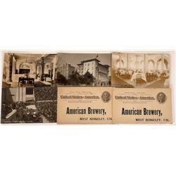 Berkeley Postcard Collection: Teddy Roosevelt Speaking 1904  [129103]