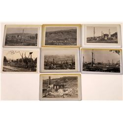 Berkeley Real Photo Postcards of the 1923 Fire Destruction  [128569]