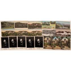 Claremont Hotel Historical Vintage Postcards  [128497]